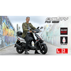 KYMCO Agility RS 125 2020