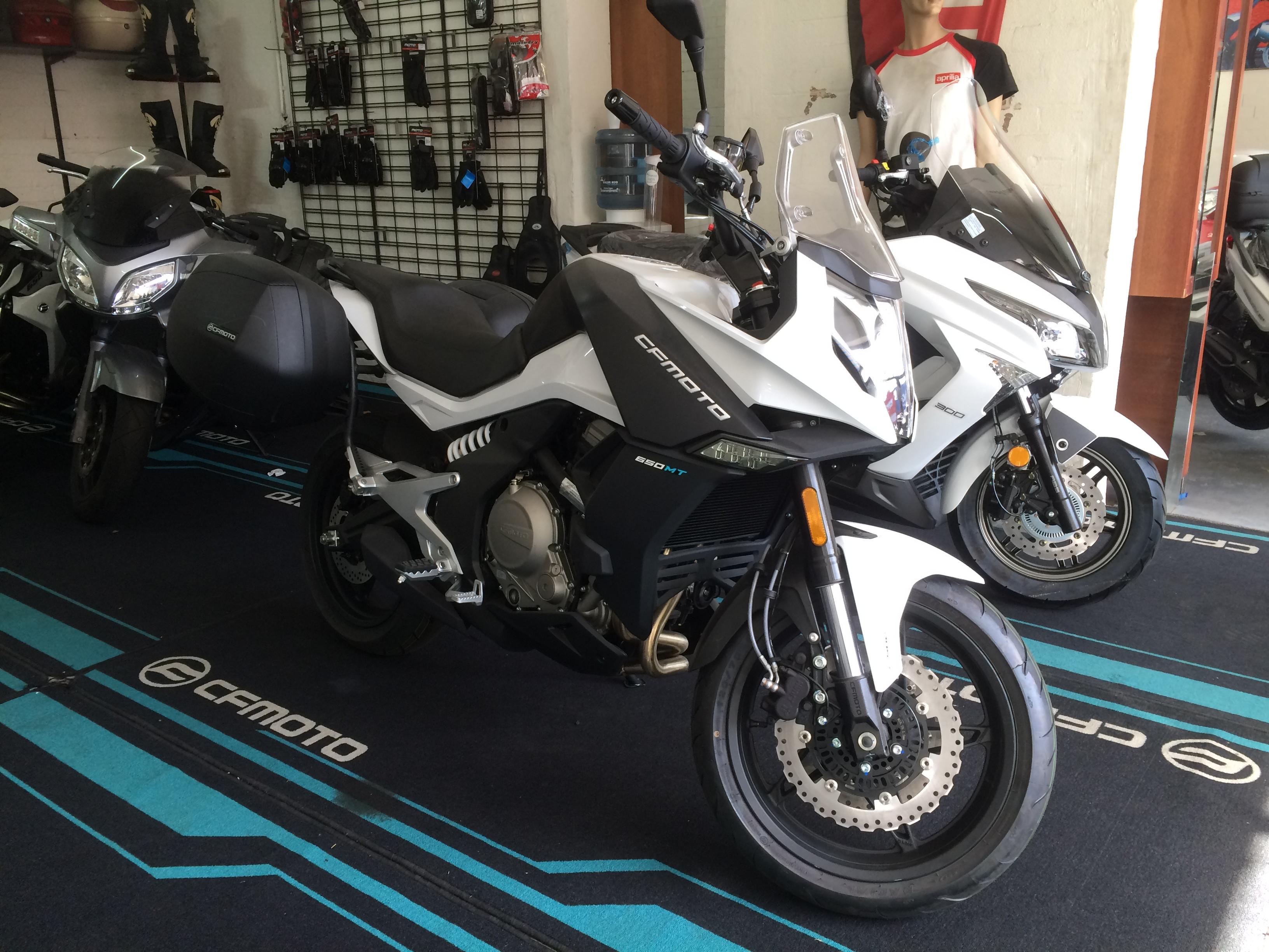 CF MOTO 650MT - Motobikes