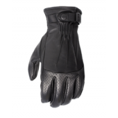 MotoDry - Custom Black Gloves